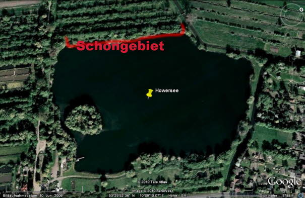 Howersee Schongebiet